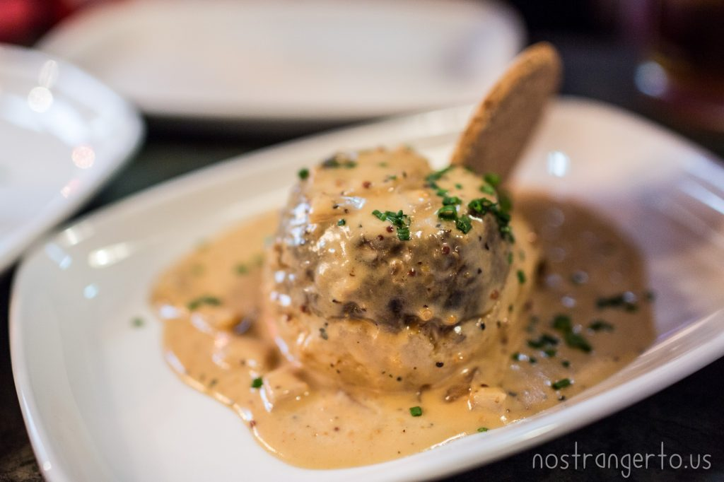One of the many Haggis that Cooper ate.