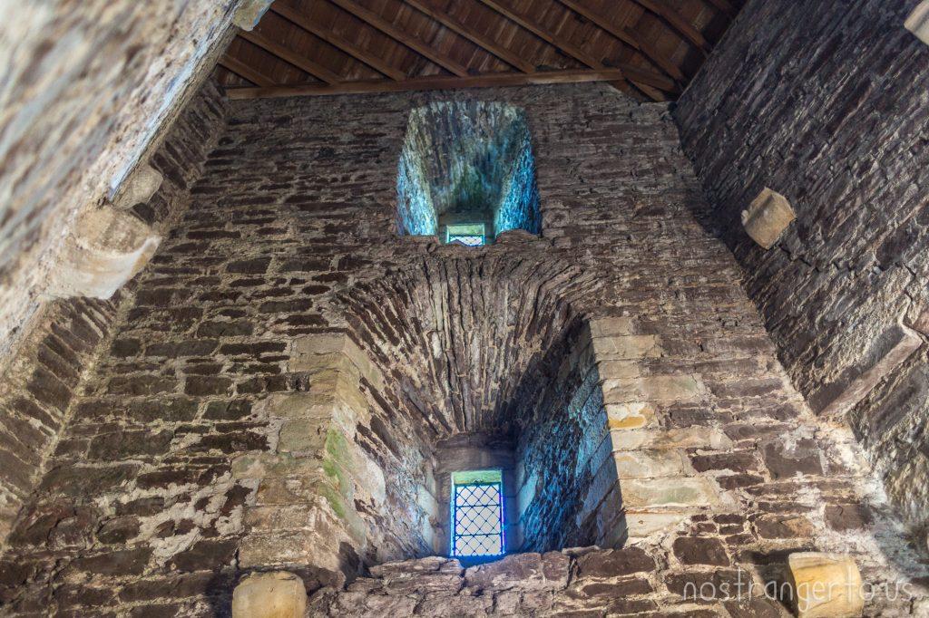 Interior Doune Castle